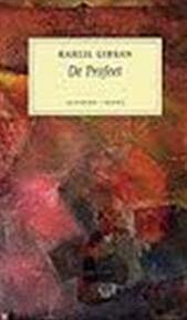 De profeet - K. Gibran (ISBN 9789069636481)