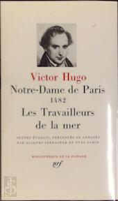 Notre-Dame de Paris - Victor Hugo (ISBN 9782070106783)