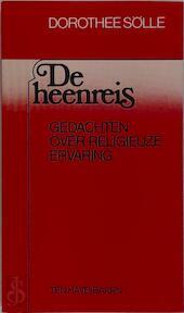 De Heenreis - Dorothee Solle (ISBN 9789025941864)