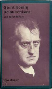 De buitenkant - Gerrit Komrij (ISBN 9789029526746)