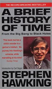 A brief history of time - Stephen W. Hawking (ISBN 9780553176988)