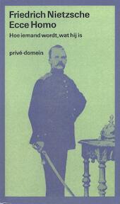 Ecce Homo - Friedriich Nietzsche (ISBN 9789029532440)