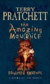 The amazing Maurice and his educated rodents - Terry Pratchett (ISBN 9780552546935)