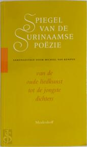 Spiegel van de Surinaamse poezie - Winston Leeflang (ISBN 9789029051323)