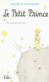 Le petit prince - Antoine de Saint-exupery (ISBN 9782070408504)