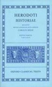 Historiae - Carolvs Hude, Herodotus (ISBN 9780198145264)