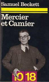 Mercier et Camier - Samuel Beckett