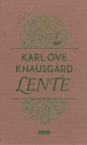 Lente - Karl Ove Knausgård (ISBN 9789044536386)