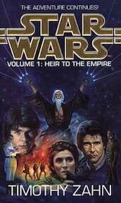 Heir to the empire - Timothy Zahn (ISBN 9780553404715)