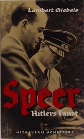 Speer - L. J. Giebels (ISBN 9789055460540)
