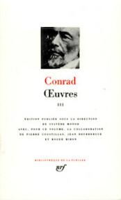 Oeuvres III - Joseph Conrad (ISBN 2070111288)