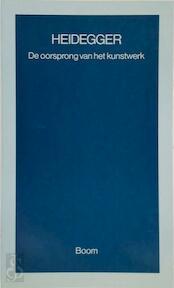 De oorsprong van het kunstwerk - M. Heidegger, H. M. / Gadamer Wildschut (ISBN 9789053521229)
