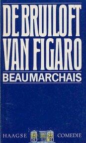 De bruiloft van Figaro - P.-A.C. de Beaumarchais (ISBN 9789064031083)