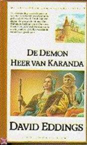 De demon heer van Karanda - David Eddings, Ingrid Tóth (ISBN 9789027424839)