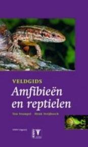 Veldgids Amfibieen en reptielen - Ton Stumpel, Henk Strijbosch (ISBN 9789050111683)