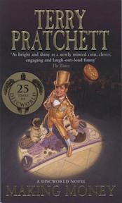 Making Money - Terry Pratchett (ISBN 9780552154901)