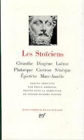Les Stoïciens - Émile Bréhier