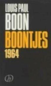 Boontjes / 1964 - L.P. Boon (ISBN 9789052404271)