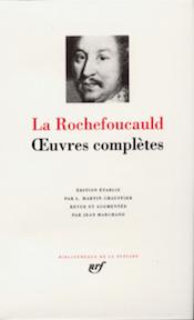 Oeuvres Complètes - La Rochefoucauld (ISBN 9782070103010)