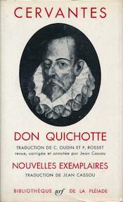 Don Quichotte - Nouvelles - Exemplaires - Cervantes