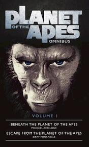Planet of the Apes Omnibus 1 - Michael Angelo Avallone, Jerry Pournelle (ISBN 9781785653896)
