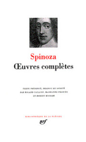 Oeuvres Complètes - Spinoza (ISBN 207010530x)