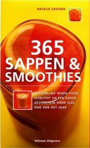365 sappen & smoothies - Natalie Savona (ISBN 9789059201866)