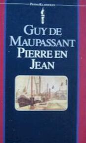 Pierre en Jean - Guy de Maupassant (ISBN 9789027491220)