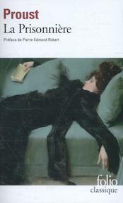 La prisonnière - Marcel Proust (ISBN 9782070381777)