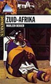 Zuid Afrika - M. Dekker (ISBN 9789025737450)