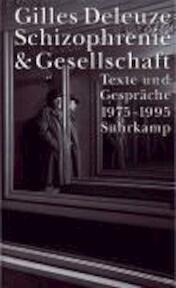 Schizophrenie und Gesellschaft - Gilles Deleuze (ISBN 9783518584316)