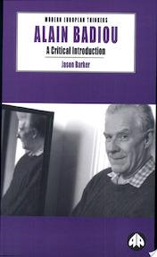 Alain Badiou - Jason Barker (ISBN 9780745318004)