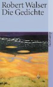 Die Gedichte - Robert Walser (ISBN 9783518376133)