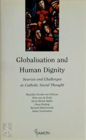 Globalisation and human dignity - M. Drenth von Februar (ISBN 9789055735778)