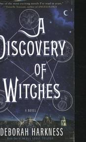 Discovery of witches - Deborah Harkness (ISBN 9780143119678)