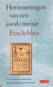 Herinneringen van een joods meisje - Eva Schloss (ISBN 9789044507805)