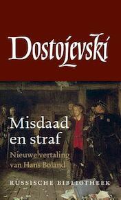 Misdaad en straf - Fjodor Dostojevski (ISBN 9789028282223)