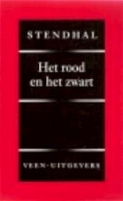 Rood en zwart amstelpaperback - Stendhal (ISBN 9789020404999)