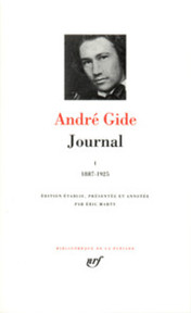 Journal: 1887-1925 - André Gide, Martine Sagaert