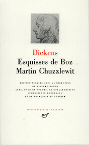 Esquisses de Boz - Martin Chuzzlewit - Charles Dickens (ISBN 2070111105)