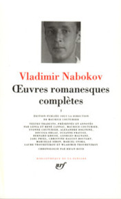 Oeuvres Romanesques Complètes I - Vladimir Nabokov (ISBN 2070113000)