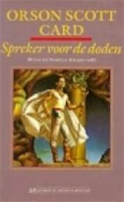 Spreker voor de doden - Orson Scott Card, M.K. Stuyter (ISBN 9789029040129)
