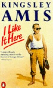 I Like it Here - Kingsley Amis (ISBN 9780140028843)