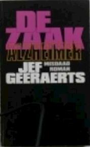 Zaak alzheimer - Geeraerts (ISBN 9789022310007)