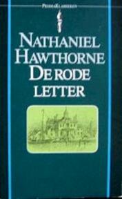 De rode letter - Nathaniel Hawthorne, Nel Bakker (ISBN 9789027491121)