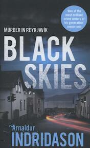 Black Skies - Arnaldur Indridason (ISBN 9780099563365)
