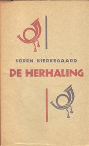 De herhaling - Sören Kierkegaard