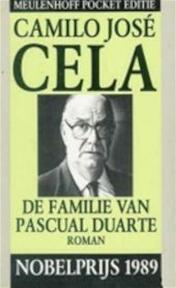 De familie van Pascual Duarte - C. J. Cela (ISBN 9789029047258)