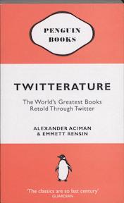 Twitterature - Alexander Aciman (ISBN 9780141047713)