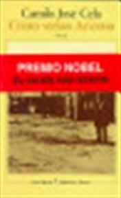 Cristo versus Arizona - Camilo José Cela (ISBN 9788432205828)